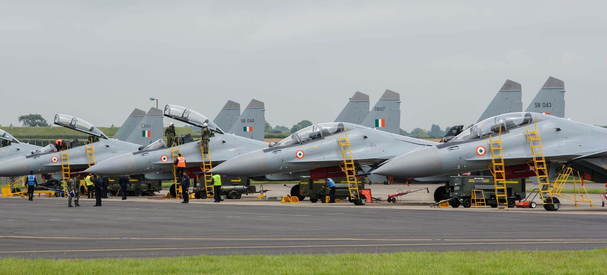 Complicações freiam o contrato dos Rafales – Caso o contrato falhe, o Sukhoi Su-30 pode ser a opção