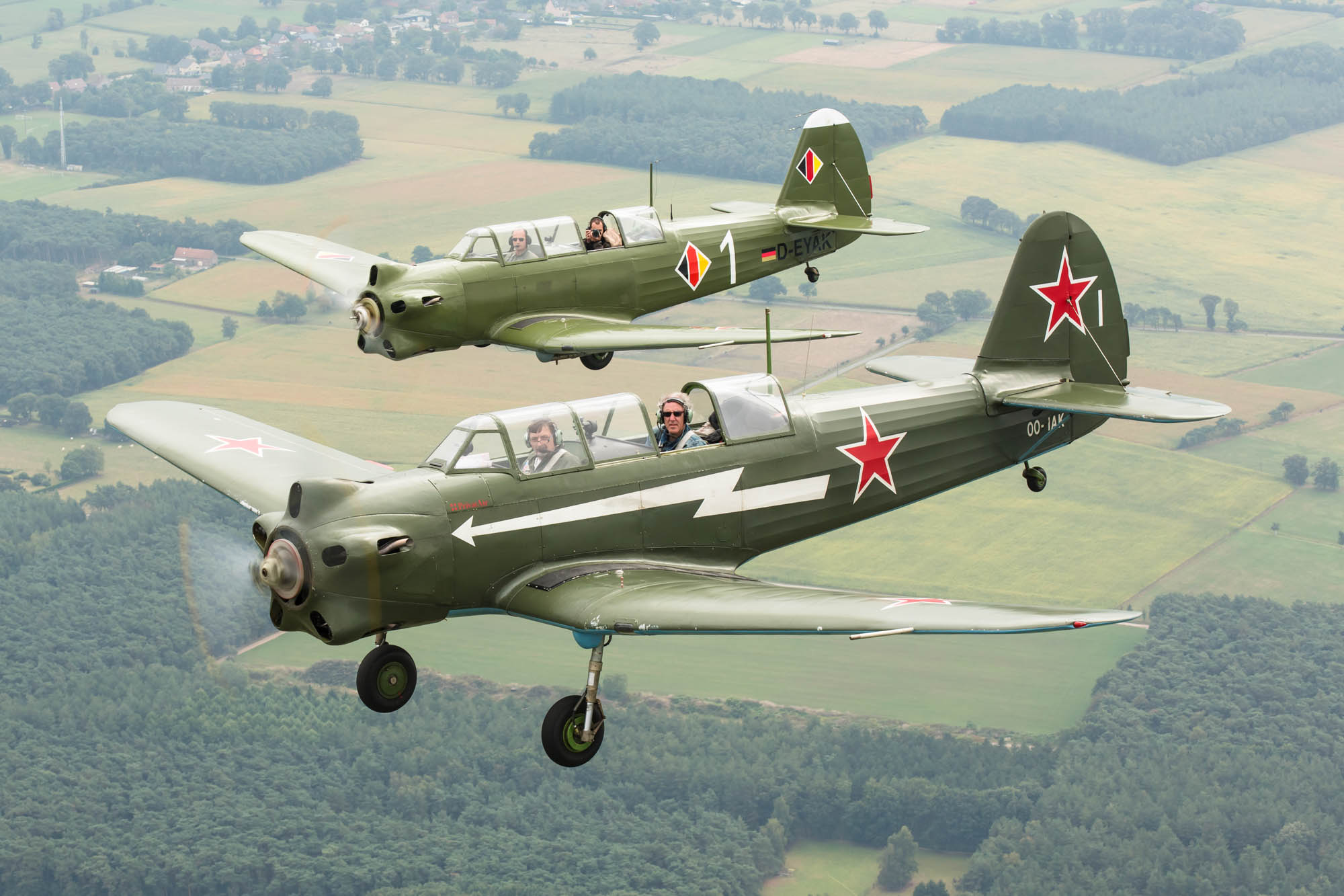 Aviation Photography - Yakovle...