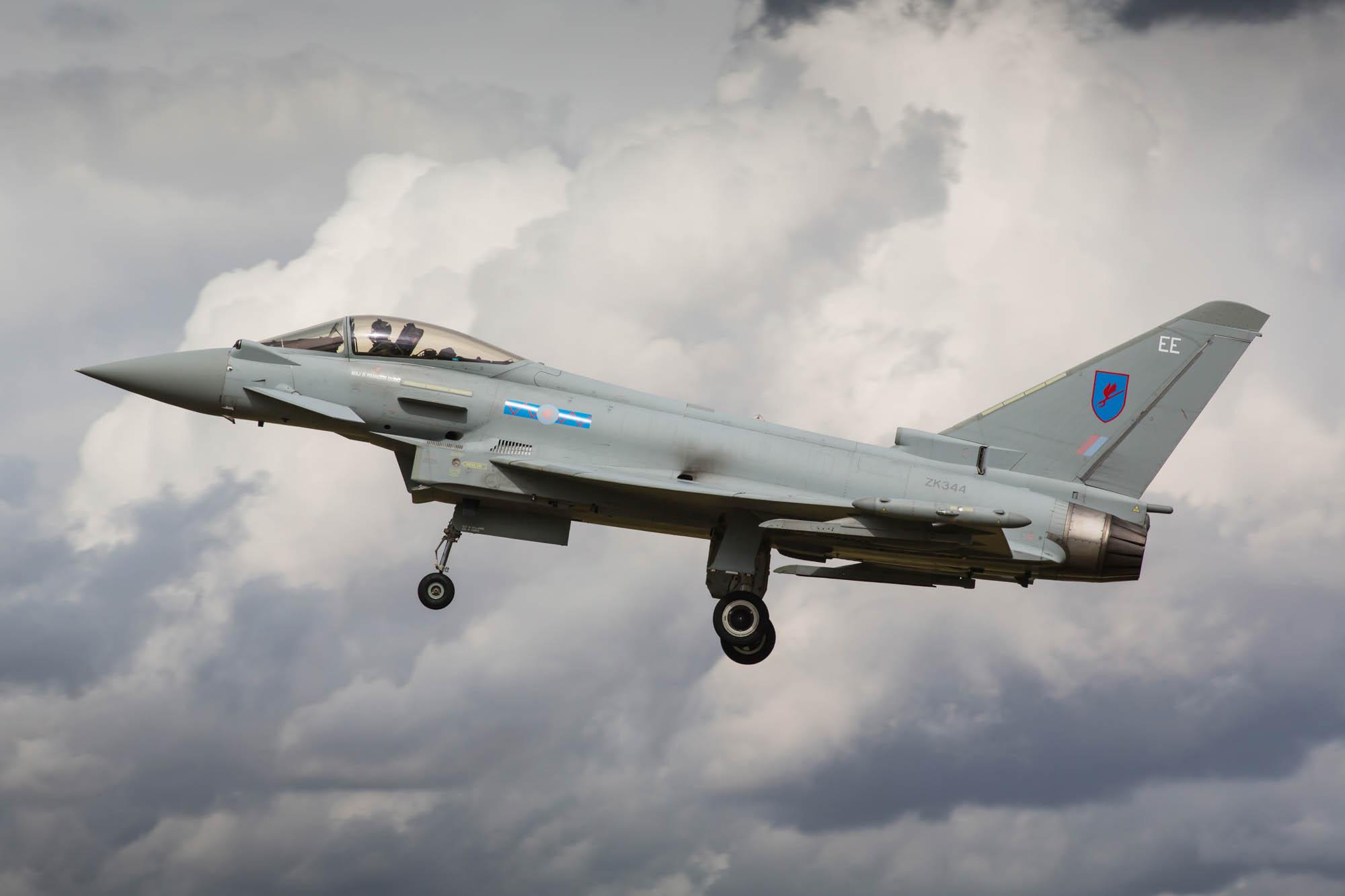 Aviation Photography - 6 Squadron RAF