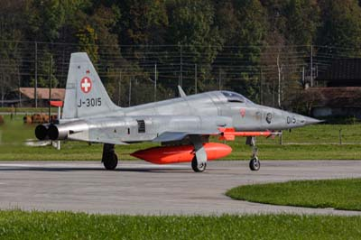 Swiss Air Force base Meiringen