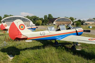 Romanian Air Force Boboc