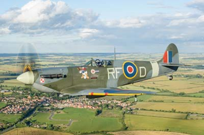 Battle of Britain Memorial Flight (BBMF)