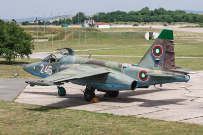 Bulgaria Air Force Bezmer