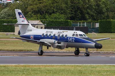 Aviation Photography RAF 750 Squadron